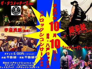 八戸ロックンコンサート